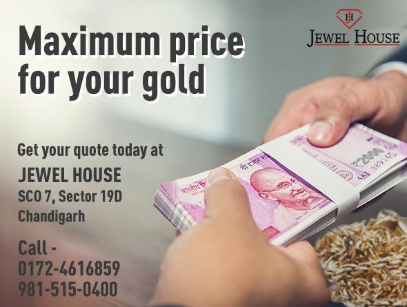 cash for gold in zirakpur, sell gold near zirakpur