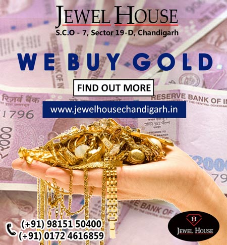 gold buyers in chandigarh near me
