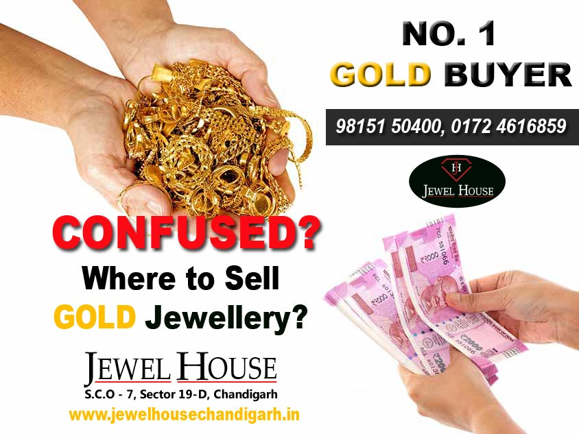 Where to sell gold jewelry for best price